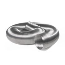 Aluflex Flexibilis Alumíniumlégtömlő 102mm Ø 1m