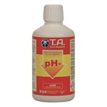 General Hydroponics Europe Terra Aquatica pH- 5 liter
