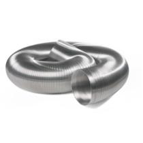 Aluflex Flexibilis alumínium légtömlő Ø102mm, 1m