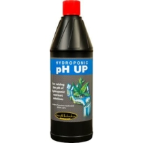 Growth Technology pH Up 1 liter