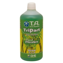 General Hydroponics Europe Terra Aquatica  TRIPART® (Flora Series®) Grow 500ml