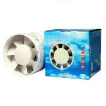 Vents VKO125 csőventilátor 125mm (185 m³/h)
