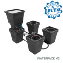 General Hydroponics Europe Terra Aquatica ACS WATERPACK®