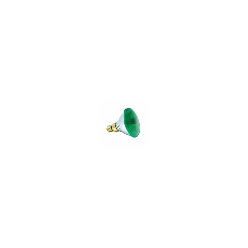 SYLVANIA PAR38 80W / FL30° E27 (Zöld fény)