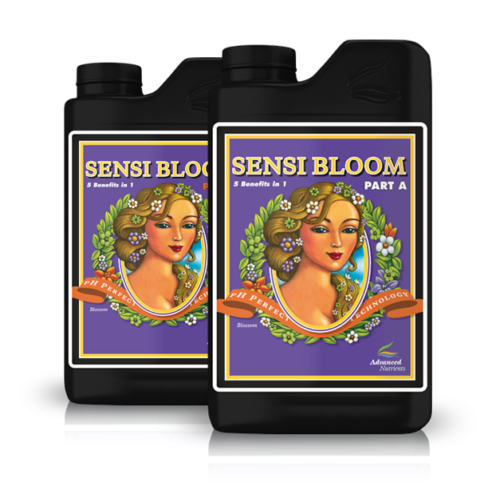 Advanced Nutrients Sensi Bloom A&B 1 liter