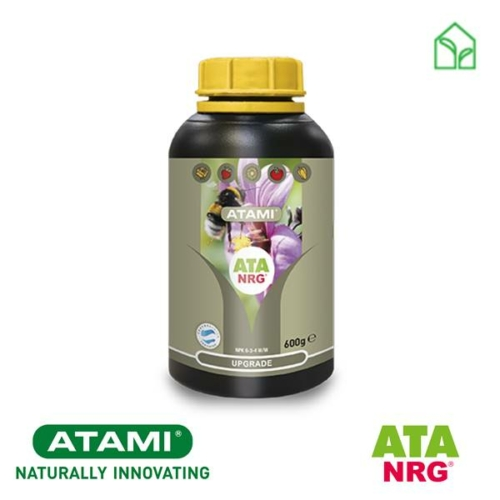 Atami ATA NRG Upgrade, szilárd, organikus alaptáp