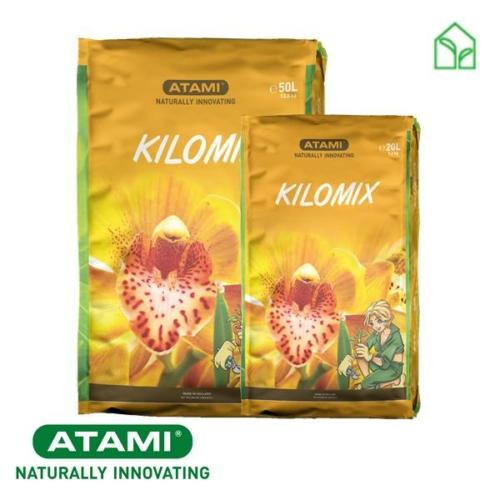 Atami Kilomix, földkeverék