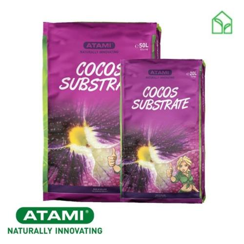 Atami Cocos Substrate, kókuszrost szubsztrátum