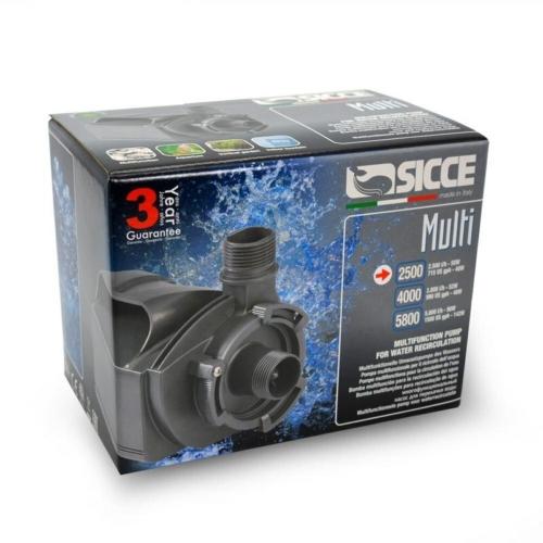 Sicce Multi Vízpumpa 2500 liter/óra