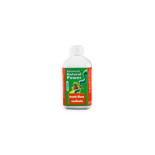 Advanced Hydroponics of Holland Growth Bloom Natural Power Excellarator 250 ml