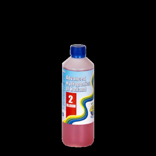 Advanced Hydroponics of Holland Dutch Formula 2 Bloom 0.5 liter