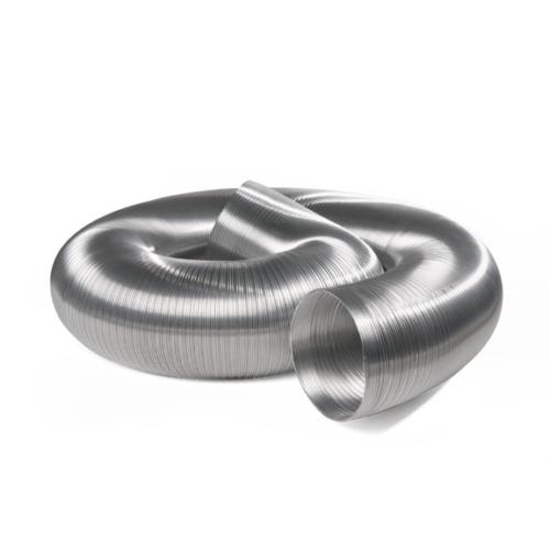 Aluflex Flexibilis Alumíniumlégtömlő 102mm Ø 1m, Légtömlő