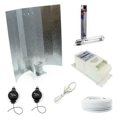 Basic Szett 400 Watt Osram Nav-T Super