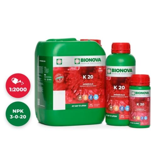 Bio Nova K20 1 liter