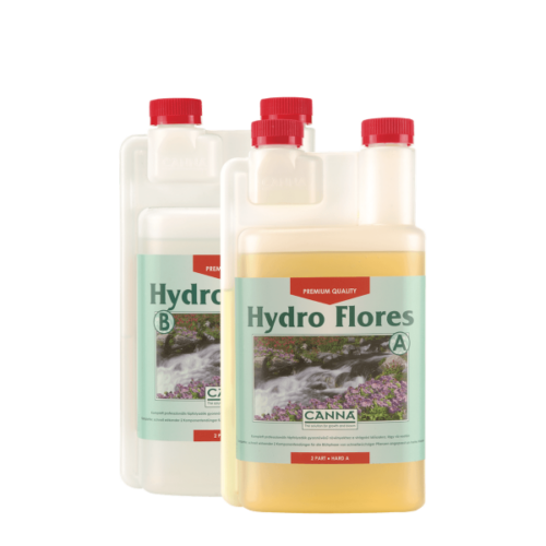 Canna Hydro Flores AB 2x1 Liter