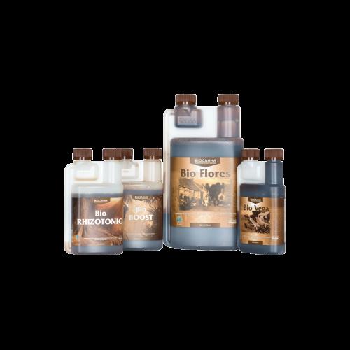 Canna Bio Starter Kit, Bio Tápszercsomag