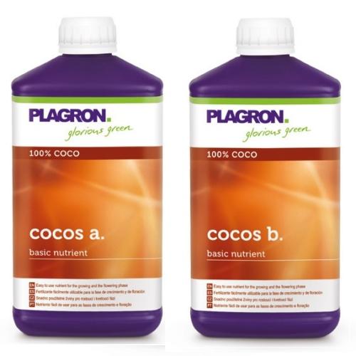 Plagron Coco A&B, Alaptáp