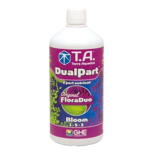 General Hydroponics Europe Terra Aquatica DUALPART® (FLORADUO®) Bloom, Alaptáp