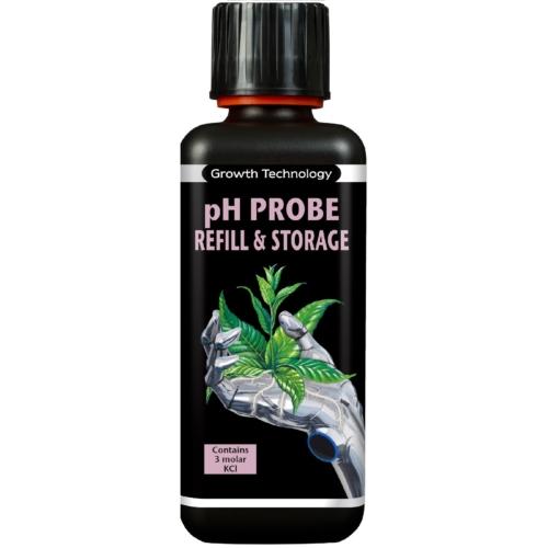 Growth Technology pH szonda tároló folyadék 300 ml