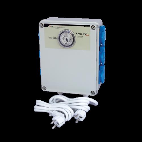 GSE Időkapcsoló 6 x 600 Watt