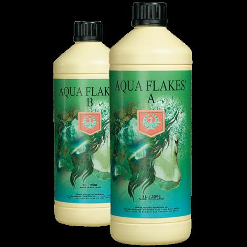 House & Garden Aqua Flakes AB 1 liter, Alaptáp