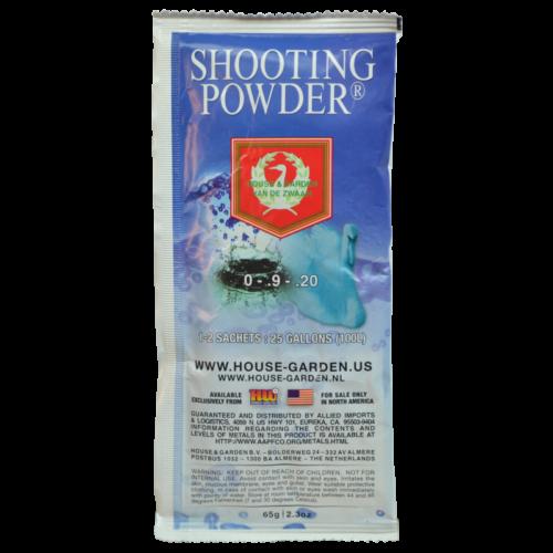 House and Garden Shooting Powder, virágzás serkentő