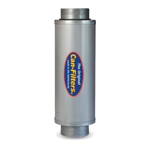 Can Fan Hangtompító 45 cm/ 180 mm 125 mm csonkátmérő