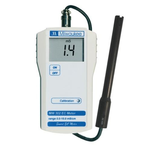 Milwaukee MW302 hordozható EC,TDS mérő