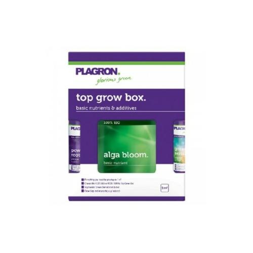 Plagron Top Grow Box Bio, Tápszer csomag