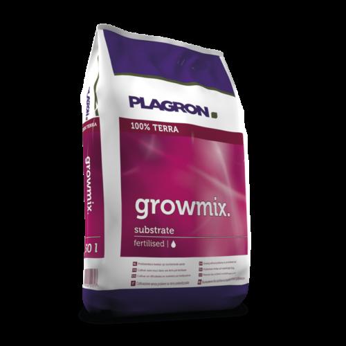 Plagron Growmix Perlittel 50 liter, Föld