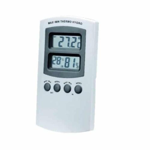 Dutchmaster Pára-Hőmérő