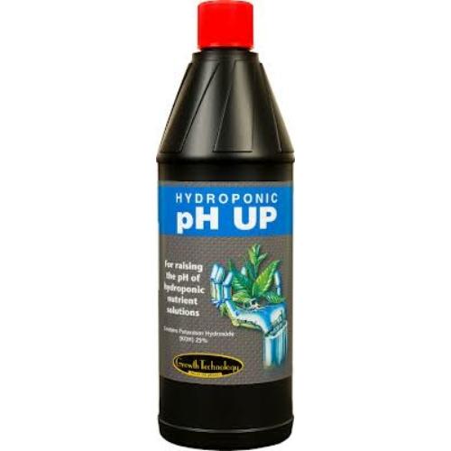 Growth Technology pH Up 1 liter
