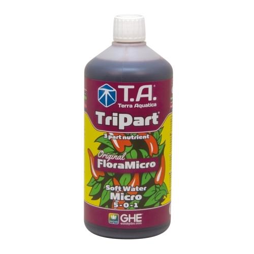 Termékek - General Hydroponics Europe Terra Aquatica TRIPART® (Flora Series®) Micro, Alaptáp