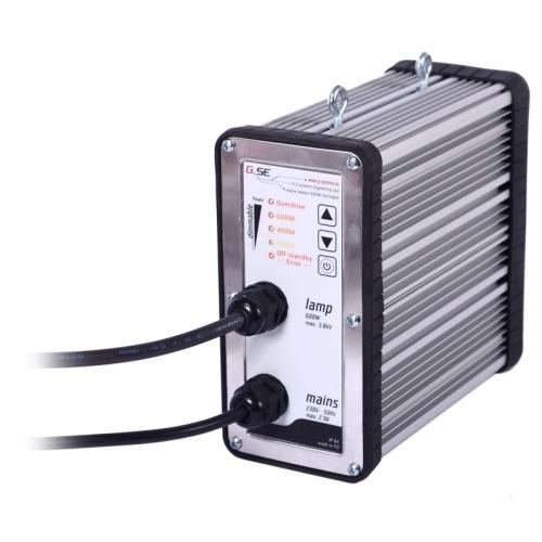G- System Engeneering GSE 250- 600 Watt dimmerelhető digitális trafó